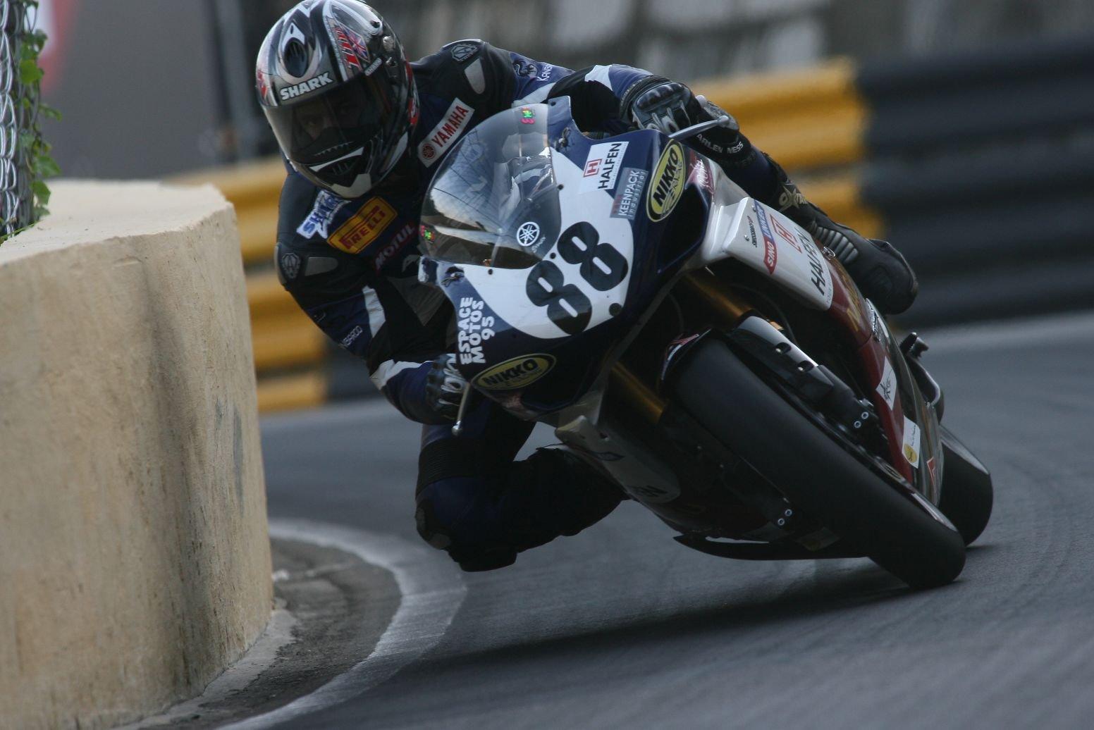amaury Macau 2009